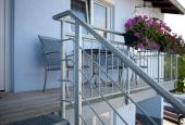 Metallbau, Bernhard Bach - Außengeländer Balkone