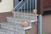 Metallbau Bernhard Bach - Außengeländer Treppen