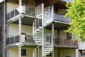 Metallbau Bernhard Bach - Balkone und Terrassen