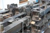 Metallbau Bernhard Bach - Schweißaufträge für Industrie und Handwerk
